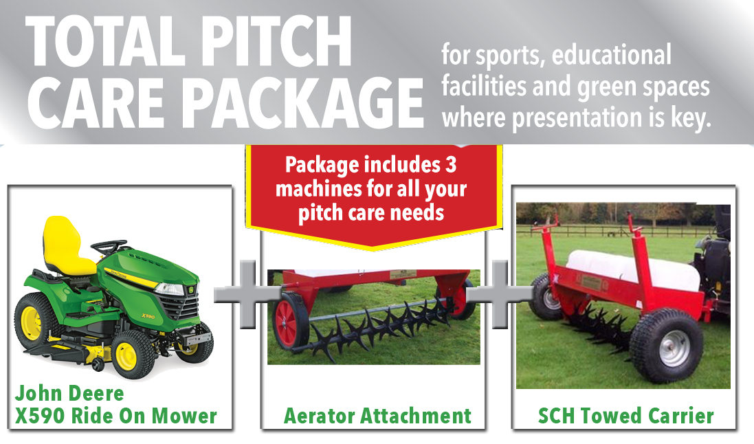 Silver pitch care