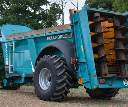 Rolland Spreader