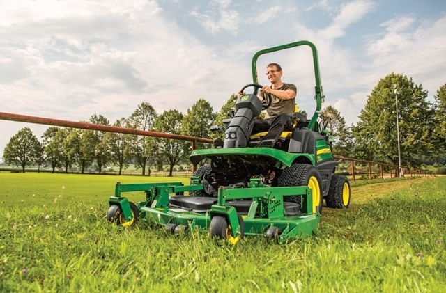 Front Rotary Mower