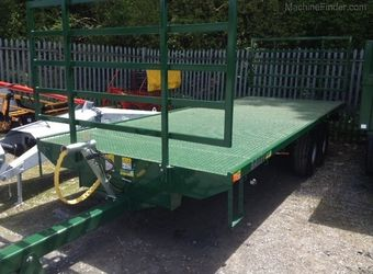 Bailey 10T Flatbed
